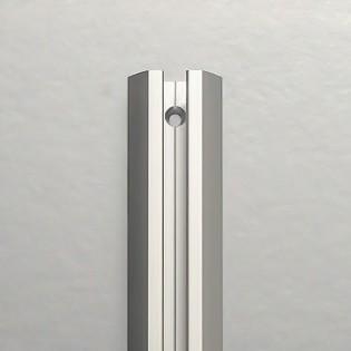 G Style wall mounted standard