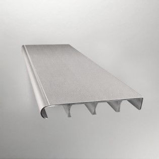 "Rakks 4"" Extruded Shelf"
