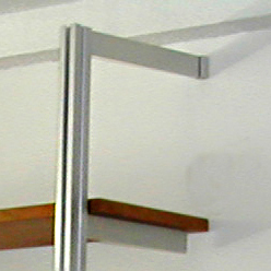2.poles with tie bracket Abanto