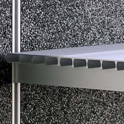 Rakks Aluminum Shelves