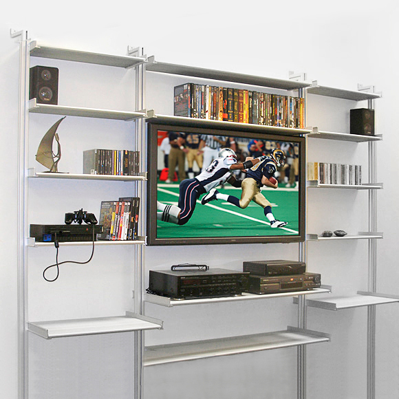 Rakks Home Entertainment System Kits