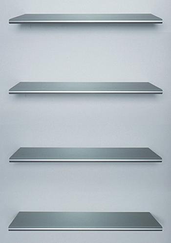 Wood Shelves And Fixed Floating Shelves Rakks Shelving