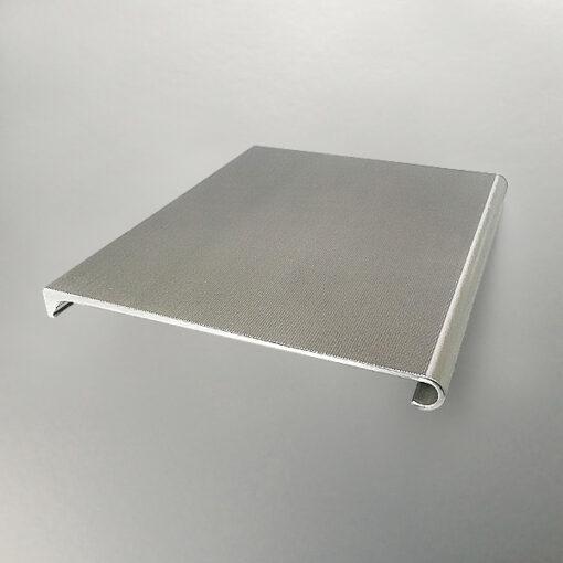 Floating Aluminum Shelves