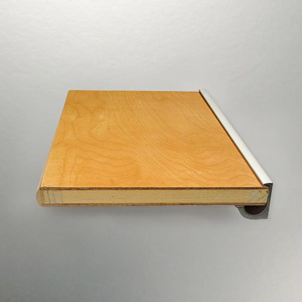Suspended Shelf Bracket