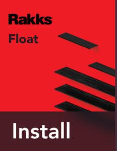 Rakks Floating Shelves Install Guide