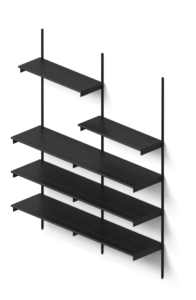 Rakks Wall-mounted Shelving