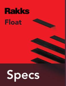Rakks Floating Shelves Specifications